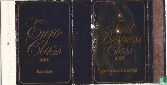 First Biusiness Class SAS Intercontinental