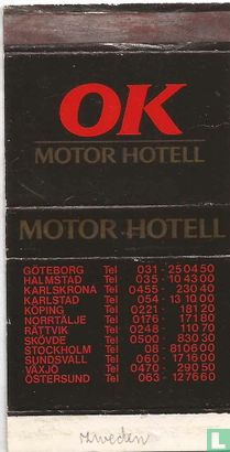 OK Motor Hotell