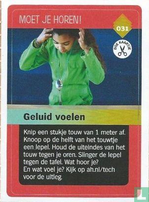 Albert Heijn - Geluid voelen