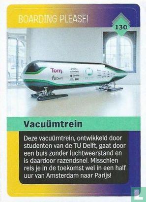 Albert Heijn - Vacuümtrein