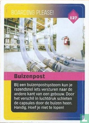 Albert Heijn - Buizenpost