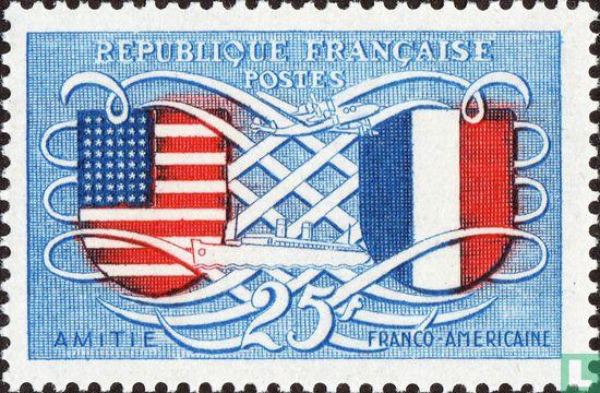 Frankreich [FRA] - Französisch-amerikanische Freundschaft