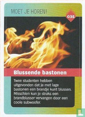 Albert Heijn - Blussende bastonen