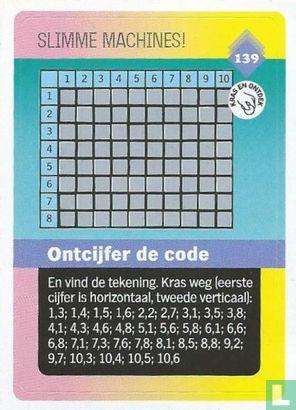 Albert Heijn - Ontcijfer de code