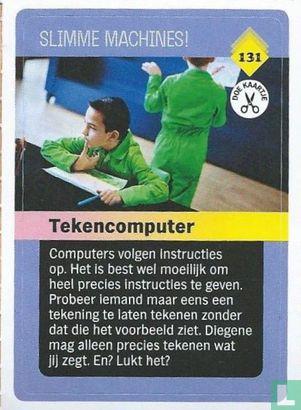 Albert Heijn - Tekencomputer