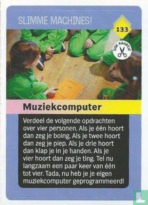 Albert Heijn - Muziekcomputer