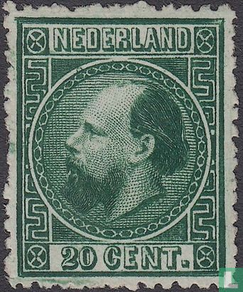 Netherlands [NLD] - King William III (PM2)
