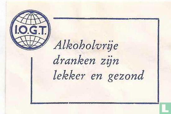 Alkoholvrije dranken zijn lekker en gezond