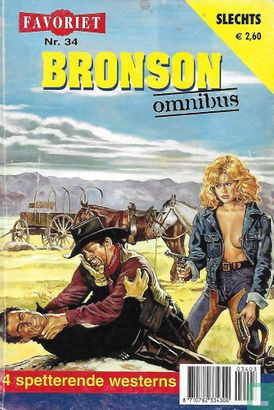 Bronson Omnibus - Bronson Omnibus 34