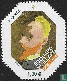 Frankrijk [FRA] - Zelfportret van Edouard Vuillard