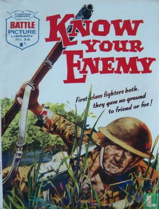 Know Your Enemy [Battle Picture Library] - Know Your Enemy