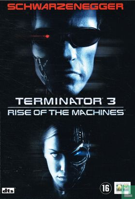 DVD - Rise of the Machines