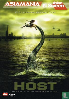 DVD - The Host