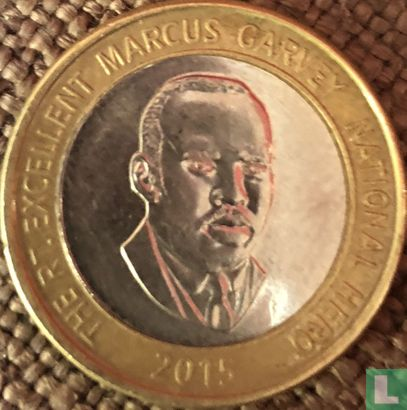 Jamaica 20 dollars 2015 - Afbeelding 1