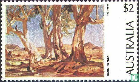 Australia [AUS] - Paintings