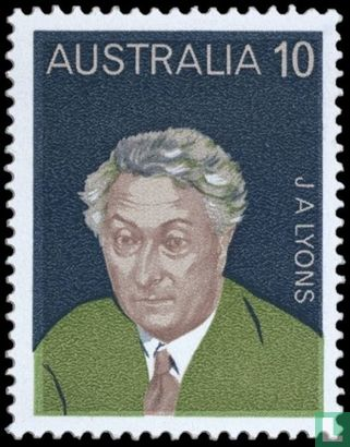 Australia [AUS] - Australian Prime Ministers