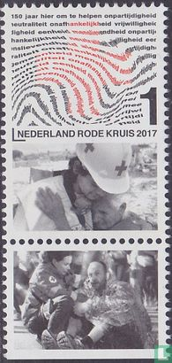Netherlands [NLD] - 150 years Red Cross