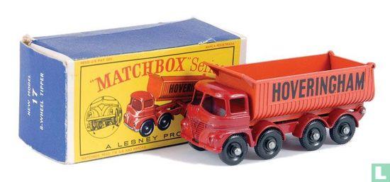 Matchbox (Lesney) - Foden Hoveringham Tipper