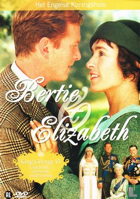 DVD - Bertie & Elizabeth