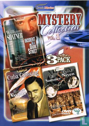 DVD - Mystery Collection 1