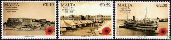 Malta - First World War