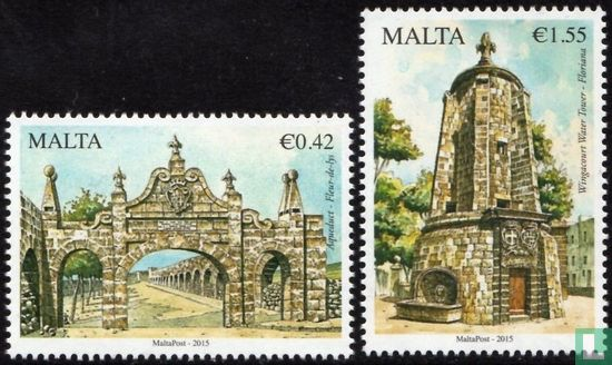 Malta - Wignacourt aqueduct