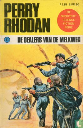 Perry Rhodan 43 - Afbeelding 1