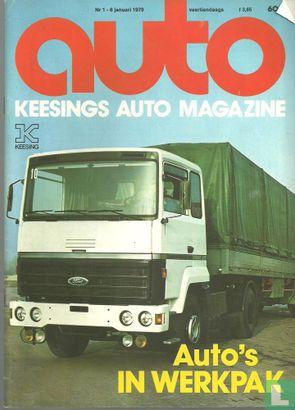 Auto  Keesings magazine 1 - Image 1