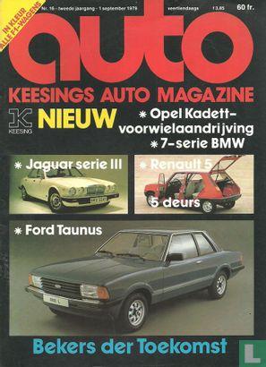 Auto  Keesings magazine 16 - Afbeelding 1