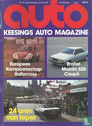 Auto  Keesings magazine 13 - Afbeelding 1