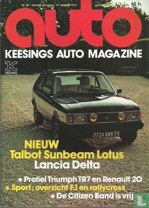 Auto  Keesings magazine 20 - Image 1
