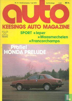 Auto  Keesings magazine 14 - Image 1