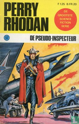 Perry Rhodan 52 - Bild 1