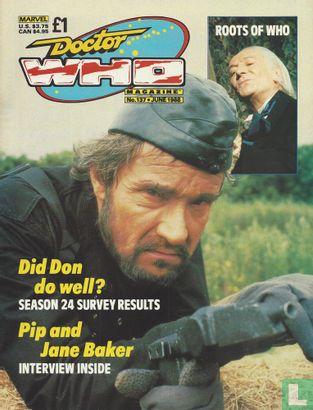 Doctor Who Magazine 137 - Bild 1