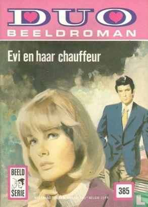 Duo Beeldroman (tijdschrift) - Evi en haar chauffeur