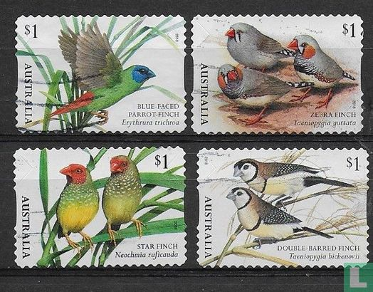 Australië [AUS] - Vogels