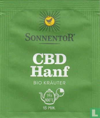 Sonnentor [r] - CBD Hanf