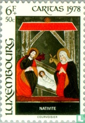 Luxembourg - Nativity of Jesus