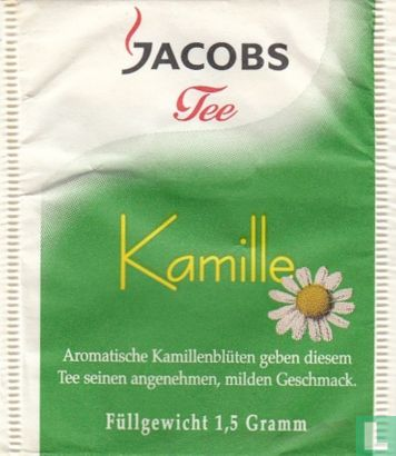 Jacobs - Kamille