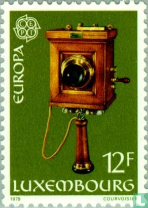 Luxembourg - Europa – Postal History