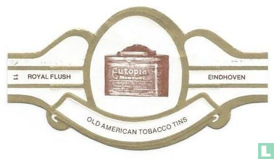 Royal Flush - Old American Tobacco Tins