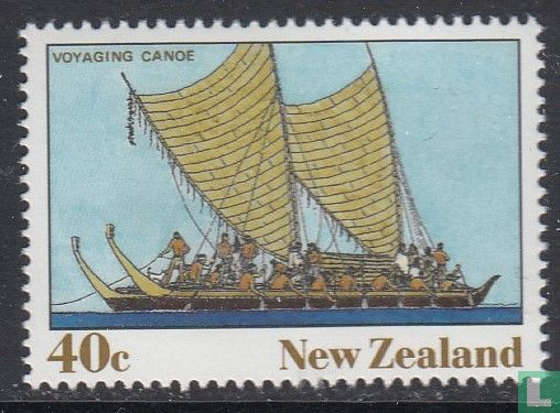 """New Zealand - Cultural heritage """"Mariners"""""""
