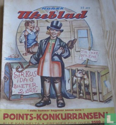 Norsk Ukeblad 43