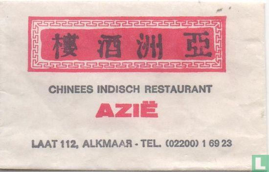 Zakje - Chinees Indisch Restaurant Azie