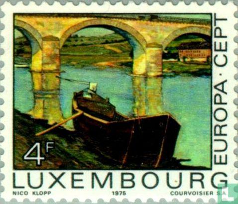 Luxemburg - Europa – Gemälde