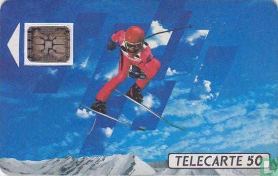 France Telecom - Skieur