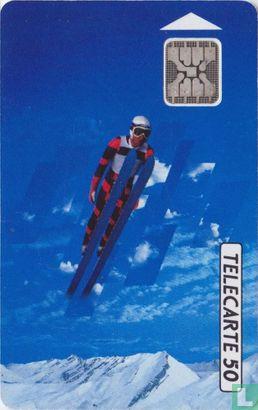 France Telecom - Saut à Ski
