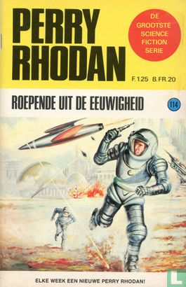 Perry Rhodan 114 - Bild 1