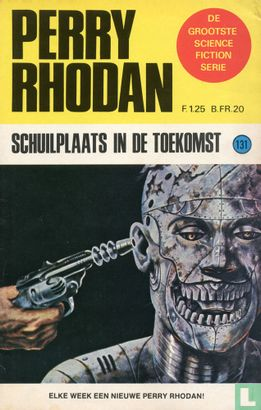 Perry Rhodan 131 - Bild 1