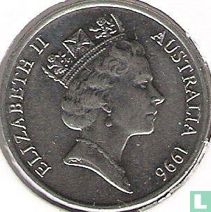 Australia - Australia 5 cents 1996